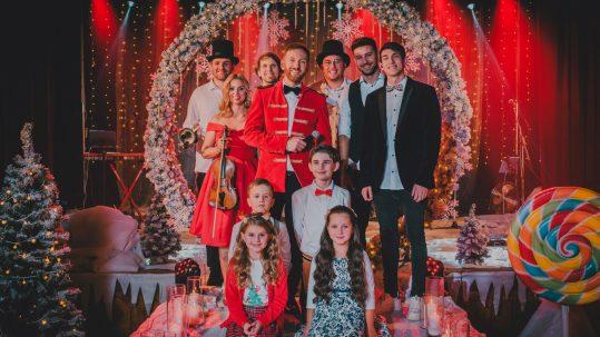 Rodinný Vianočný koncert Mira Jaroša a hostí